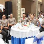 Kapolres Mojokerto Hadiri Kegiatan Launching program Electronic Traffic Law Enforcement (ETLE)